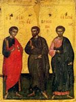 Sts. Bartholomew the Apostle & Barnabas