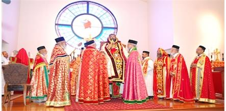 Eighth Anniversary of Enthronement