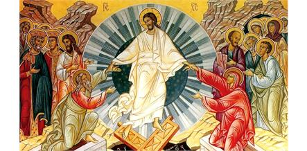 Festal Greetings for the Feast of the Resurrection of our Lord
