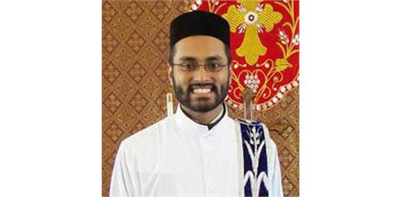 Rev. Dn. Abraham George to be ordained to the Holy Priesthood